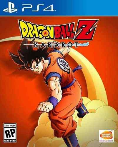 Juego Dragon Ball Kakarot Ps4 Preorden 17 Enero 2020