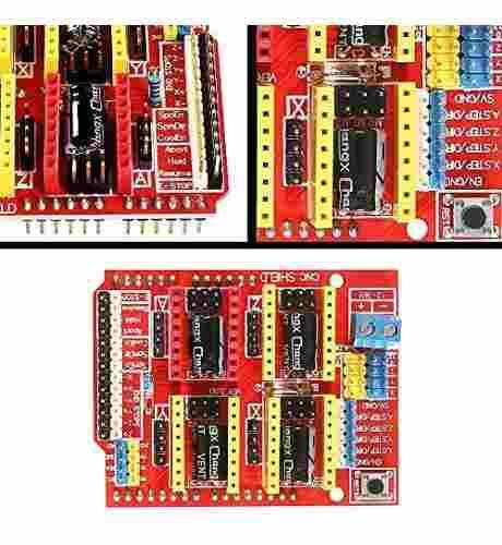 Para arduino impresora 3d cnc shield v3.0 placa