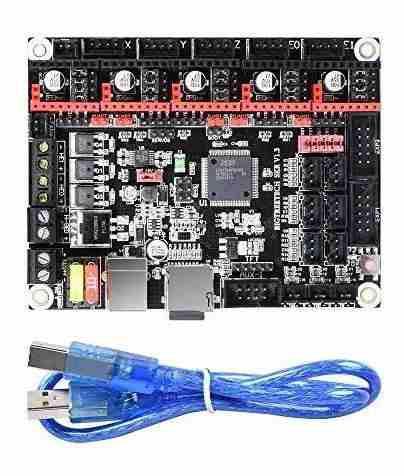 Para Impresora Biqu Skr V1.3 Panel Control 32 Bits 3d