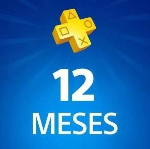 Plus De 12 Meses (1 Año De Plus Ps4 Garantizado)
