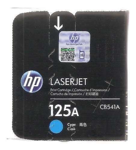 Toner Original Hp Laserjet 125a Holografico Original 13verd