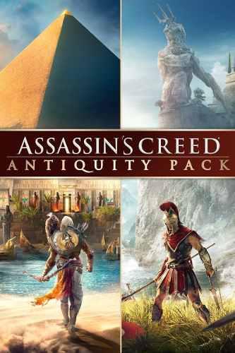 Assassins creed odyssey y origins