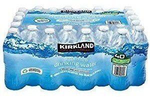 Caja de agua mineral 500 ml caja 40 unidades