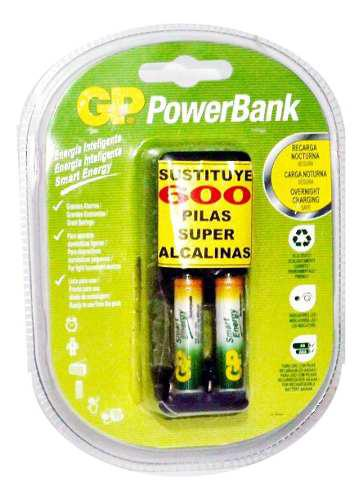 Cargador gp powerbank aaa
