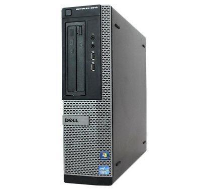 Computador pc desktop dell 9010 i5 8gb 500gb refurbished cpu