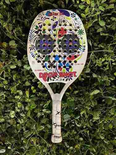 Raqueta de beach tennis