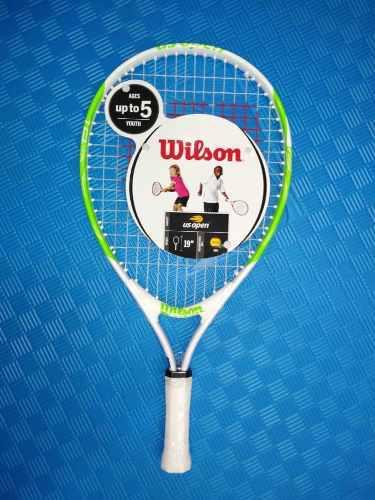 Raqueta tenis wilson niños 19 kt co 30