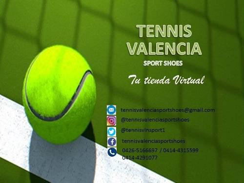 Zapato de tenis babolat azul