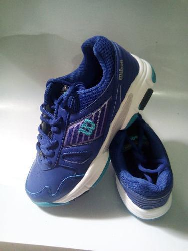 Zapatos wilson de tenis originales