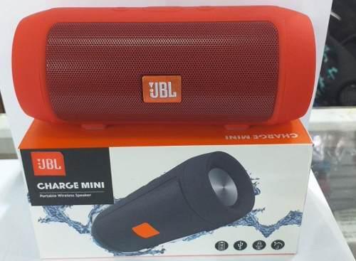 Corneta Jbl Mini, Bluetooth, Microsd, Pen Drive, Fm. 15,5 Cm