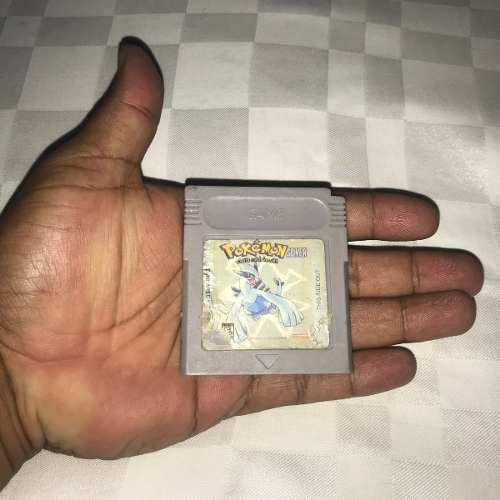 Juego Nintendo Game Bor Color (5v) Pokemon Silver