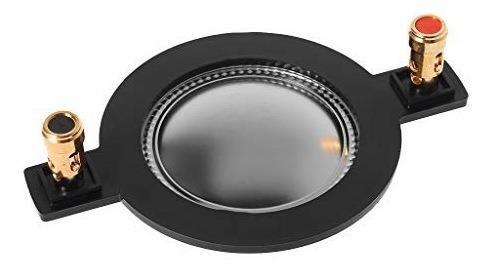 Membrana de titanio para driver hp audio tu-2080 44mm