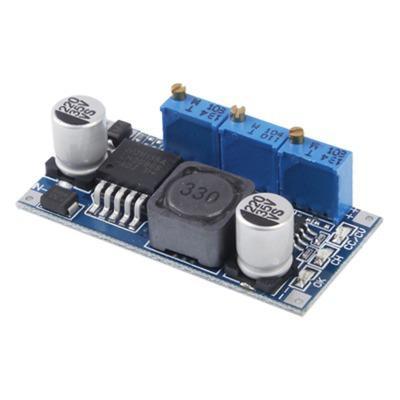 Modulo 10 pcs led controlador alimentacion voltaje cvsd