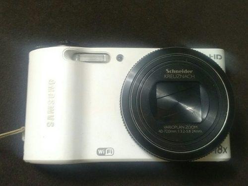 Samsung smart camara wb150f + memoria de 32gb
