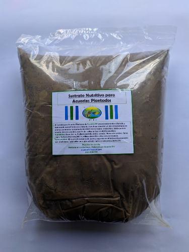 Sustrato nutritivo 6 kg para acuarios plantados peceras
