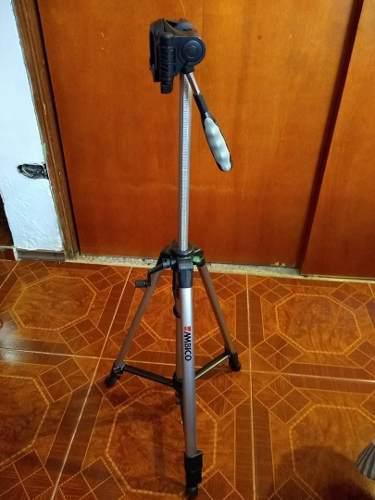 Trípo de para cámara handycam 20 verdes ambico 61 pies