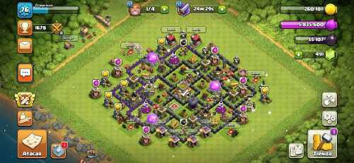 Trucos Para Clans Of Clans