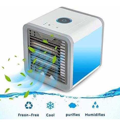 Aire Acondicionado Portátil Personal Ventilador Tiend