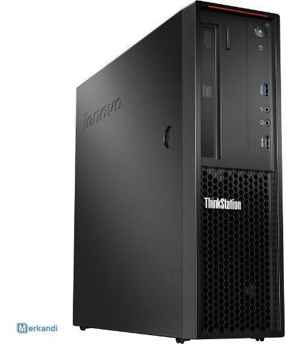 Computadora Lenovo Thinkstation P300 Intel Xeon 3.6 16gb