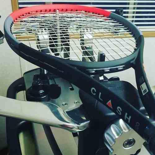 Encordado de raquetas tenis