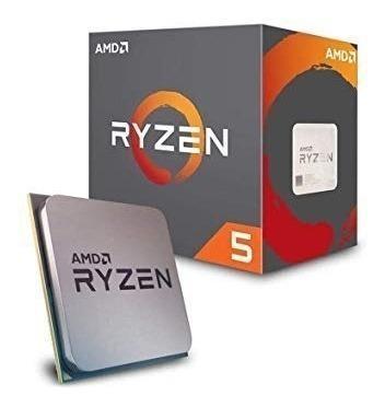 Pc Computadora Gamer Diseño Ryzen 5 2600 Ssd 500gb 8gb 499t
