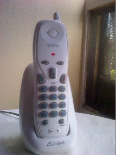 Telefono Inalambrico Alcatel 2.4 Ghz Modelo Bilova A 50