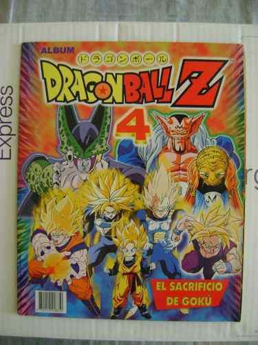 lbum Dragon Ball Z 4 Navarrete 1 Sola Faltante (15$)
