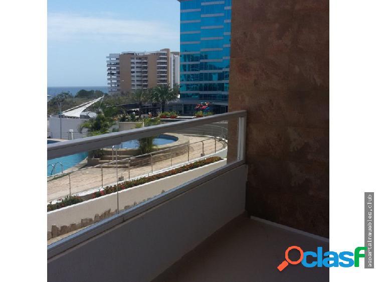 Blue bay, pampatar, vista al mar, apartamento