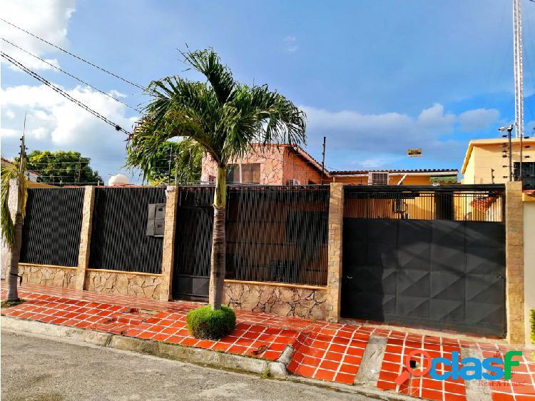 Casa en venta en cabudare cod. flex 19-11508