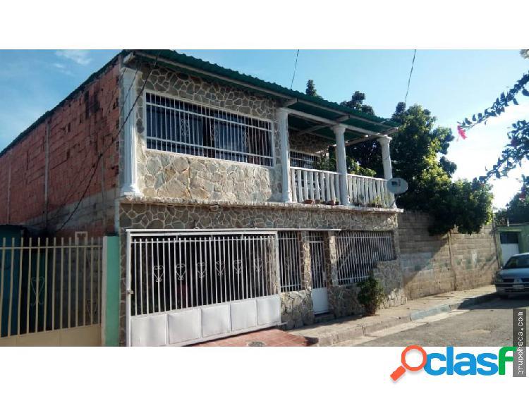 Casa impecable barrio bello monte palo negro edo aragua