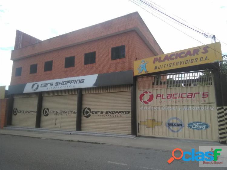 Locales comerciales con acceso a calle