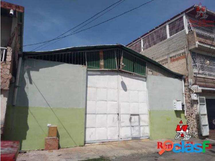 Galpón venta san agustín maracay 19-19967 mfc