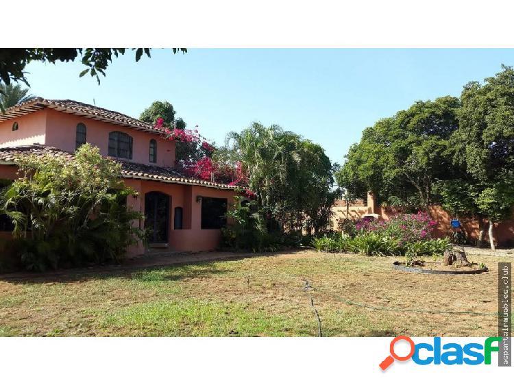 Casa colonial, guacuco, venta margarita