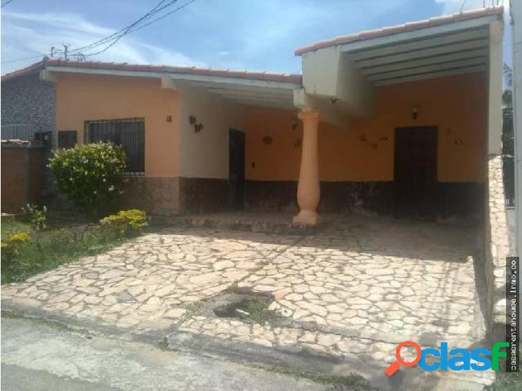 Vende casa en cabudare rah 19-13665