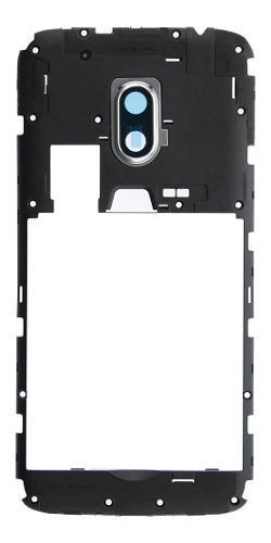 Carcasa Backcover Vidrio Camara Motorola Moto G4 Play (5$)