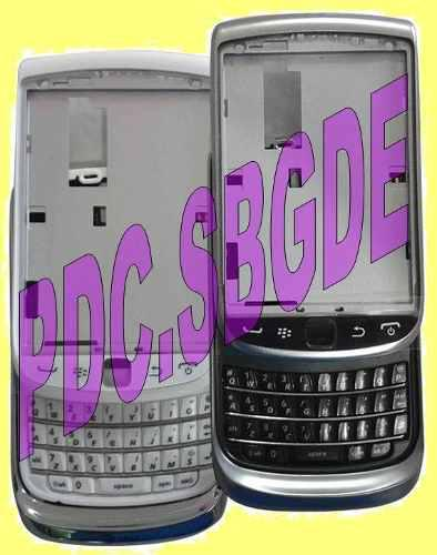 Carcasa Blackberry 9800 / 9810 Torch 1 / 2 Completa