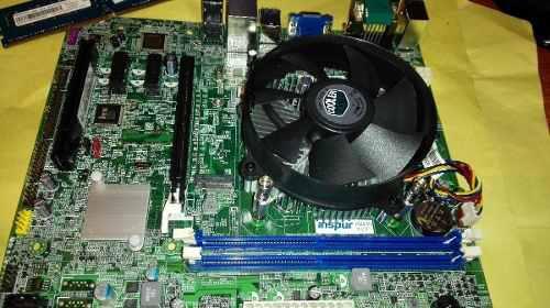 Combo tarjeta madre procesador memoria ram i5 6500