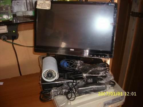 Dvr digital video record 8 camaras