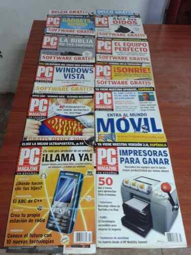Revista Pc Megazine.