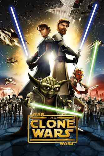 Star wars la guerra de los clones 121 capitulos latino 1080p