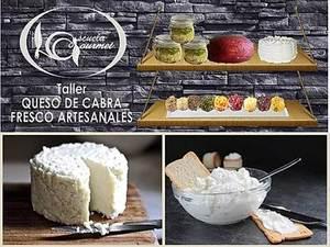 Taller de quesos frescos de cabra artesanales del 16 al 19