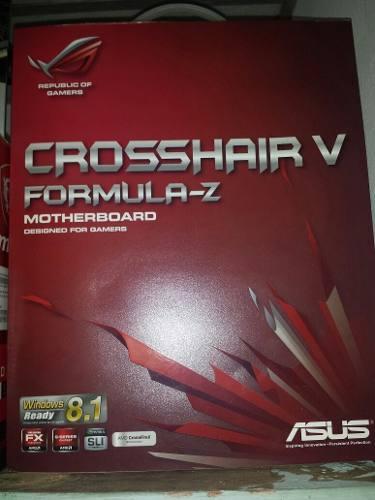 Tarjeta madre asus rog crosshair v fórmula z amd am3+ ddr3