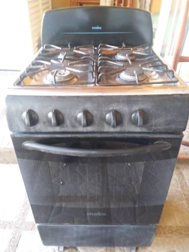Cocina a gas mabe 4 hornillas usada buen estado original