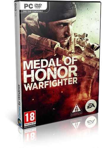 Pc juegos, medal of honor warfighter deluxe edition original