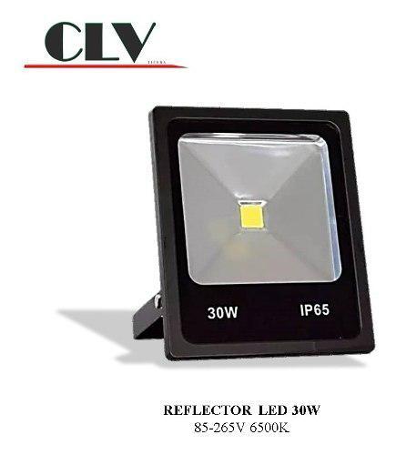 Reflector led 30w multivoltaje (85-265v) ref. 12,50