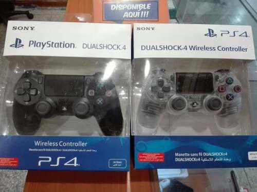 Control Remoto Ps4 Sony (50 Vrds) Tienda Física