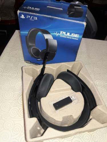 Headset Pulse Sony 7.1 Play 3