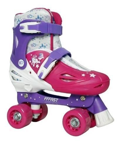 Patines 4 cuatro ruedas niña zapatos patin buen precio