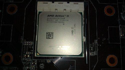Procesador amd athlon ii x2 250 3.0 ghz socket am3 + cooler