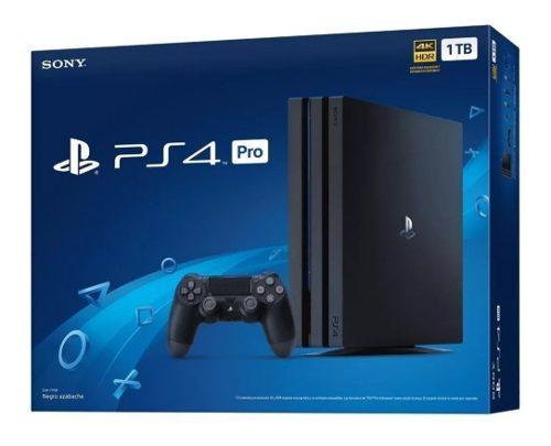 Ps4 Pro 1 Control + 2 Juegos Digitales Sellado Ofertaaaa